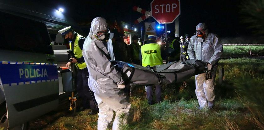 Tragedia w Wielkopolsce. Pociąg śmiertelnie potrącił dwóch motocyklistów