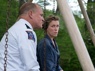 Woody Harrelson i Frances McDormand