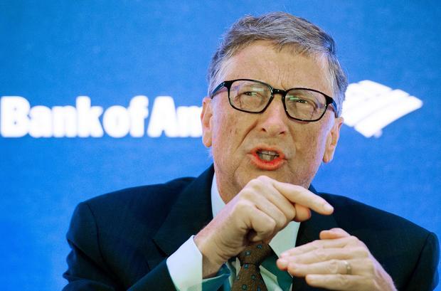 billg@microsoft.com - mail do najbogatszego człowieka świata