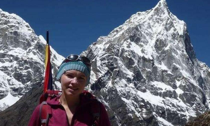 Kinga Baranowska zdobyła Lhotse