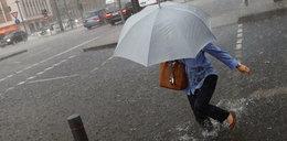 Deszczowy armagedon. Wydano ostrzeżenia I stopnia dla pięciu województw!