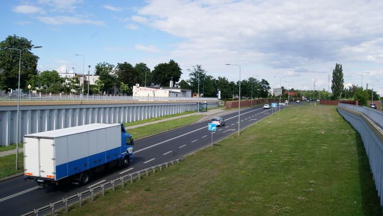 Droga krajowa nr 80 w Bydgoszczy
