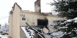 Spłonął dom i antyki za milion