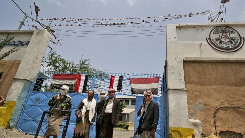 Rebelianci opanowali drugie miasto Jemenu