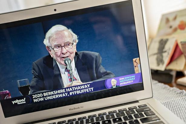 Warren Buffett, CEO Berkshire Hathaway, jest szóstym najbogatszym człowiekiem na świecie