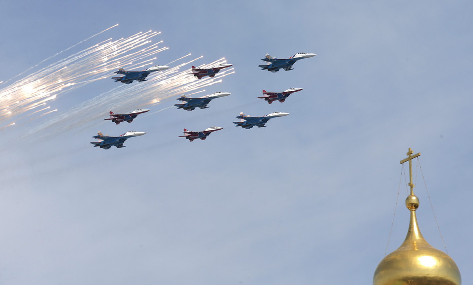 RUSSIA VICTORY DAY  (70th anniversary of the end of World War II)