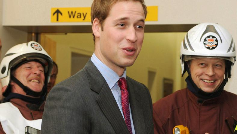 Książę William zostanie dziennikarzem