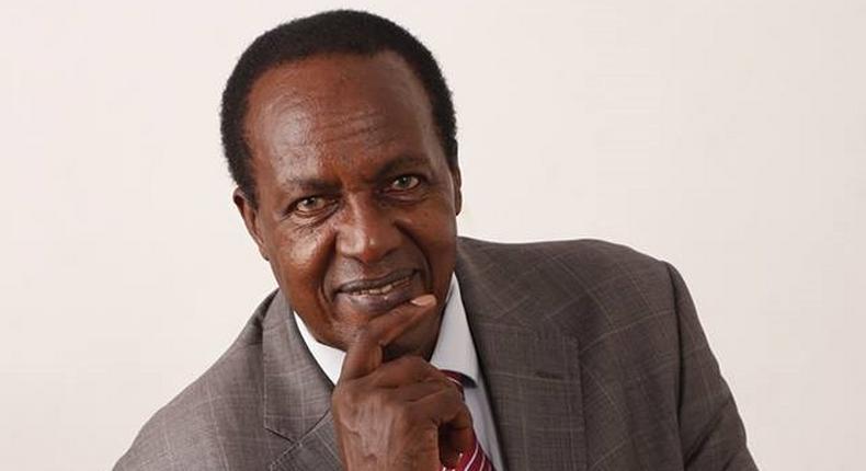 Kiambaa MP Paul Koinange is dead