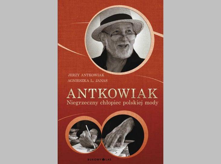"""okładka książki """"Antkowiak"""""""