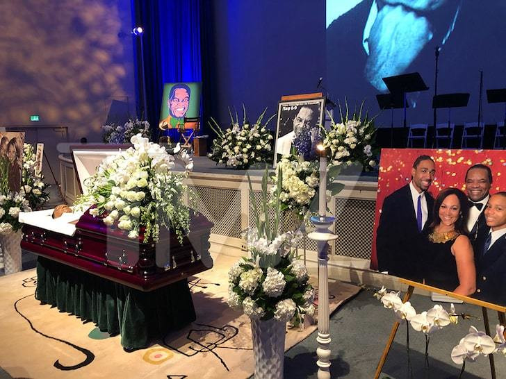 The funeral service for Hollywood veteran, John Witherspoon has been held and several celebrities turned up to celebrate one of its biggest stars. [TMZ]