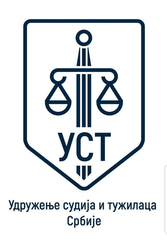udruženje sudija i tužilaca Srbije logo