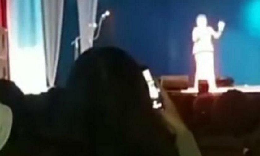Gwiazda na scenie