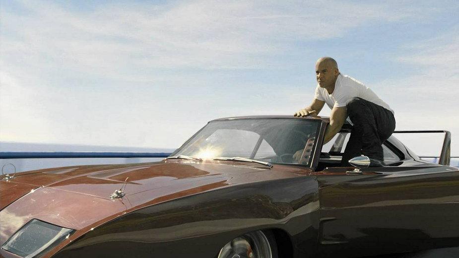 """Vin Diesel jako Dom Toretto w filmie """"Szybcy i wściekli 6"""""""
