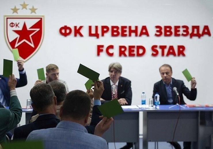 Skupština FK Crvena zvezda