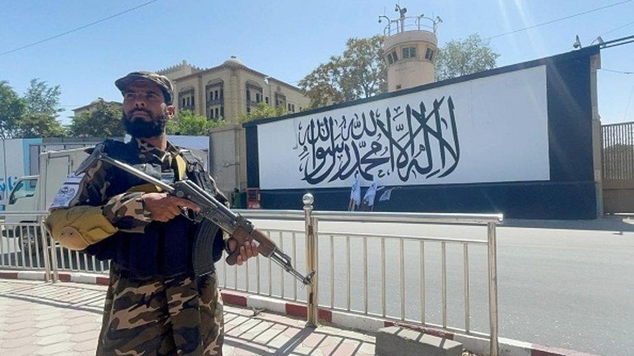 Talibowie przejęli władzę w Afganistanie