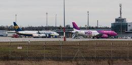Ewakuowano lotnisko w Poznaniu. Przez walizkę!