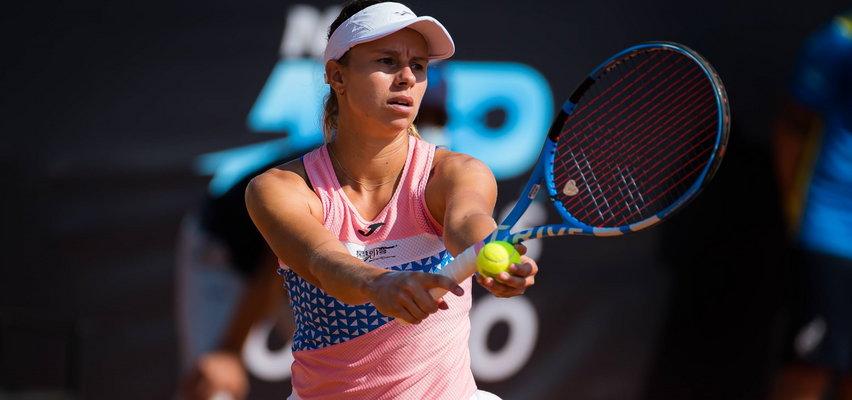 Magda Linette nie zagra w finale debla French Open. Skandal z udziałem sędziego