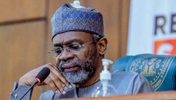 Femi Gbajabiamila commiserates with Pastor Adeboye over son's death. (Ripples)