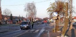 Dramatyczny wypadek na Podlasiu. Matka z niemowlęciem trafili do szpitala