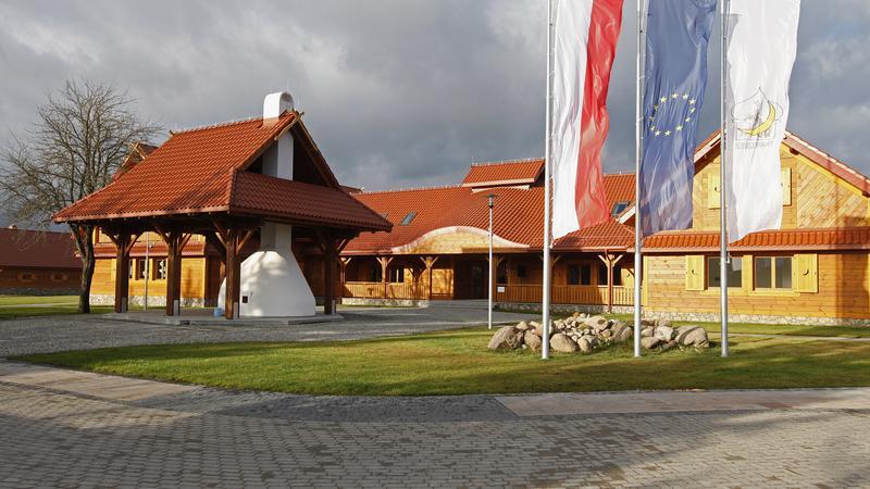 KRUSZYNIANY CENTRUM MUZUŁMAŃSKIE OTWARCIE (Centrum Edukacji i Kultury Muzułmańskiej Tatarów Polskich)
