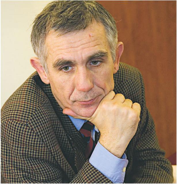 Rozporządzenie w sprawie kas fiskalnych nadzoruje wiceminister Maciej Grabowski Fot. Wojciech Górski