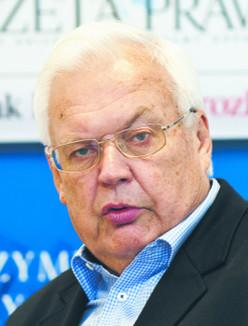 prof. Jan Błeszyński prawnik, wykładowca, założyciel kancelarii Błeszyński i Partnerzy Radcowie Prawni