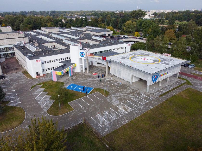 Szpital ICZMP w Łodzi