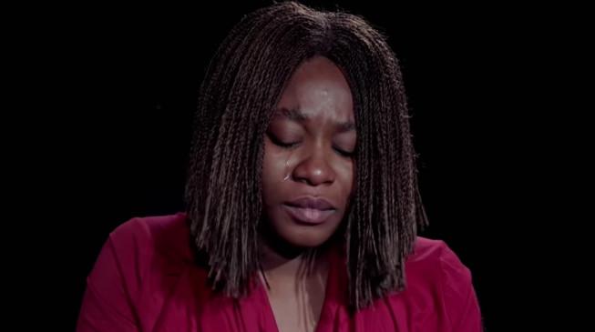 BBC Africa Eye journalist, Kiki Mordi