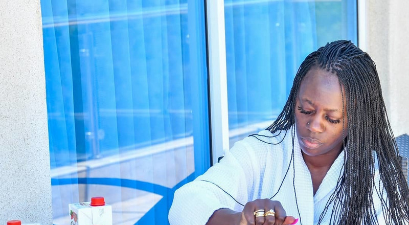 I'm not looking for a boyfriend - Akothee warns after making this demands to personal trainer