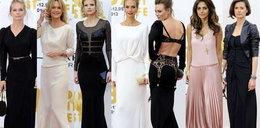 Najpiękniejsze suknie Gdyni 2012