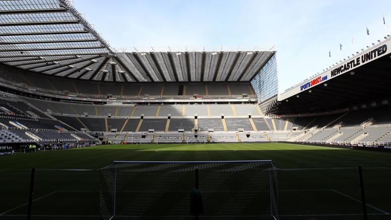 Stadion Newcastle