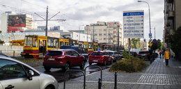 Trzy kobiety ranne w zderzeniu tramwajów w Łodzi
