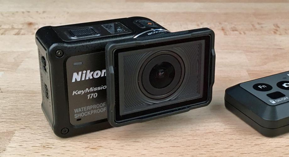 Nikon KeyMission 170 im Test: Sehr gut, aber teuer