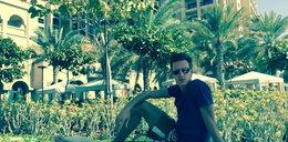 Schlierenzauer na urlopie w Dubaju