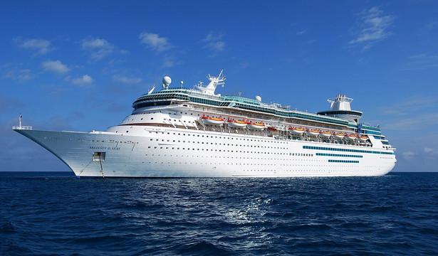 "Statek pasażerski ""Majesty of the Seas"""
