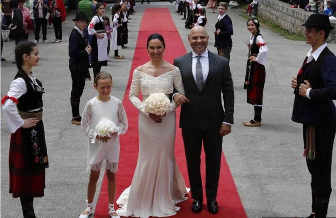 Karađorđevići venčanje