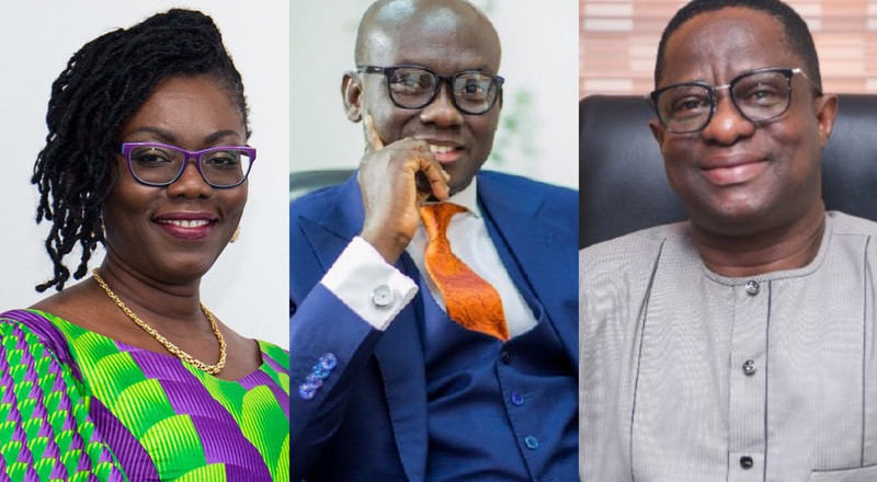 Parliament approves Ursula Owusu, Peter Amewu, 14 other ministerial nominees