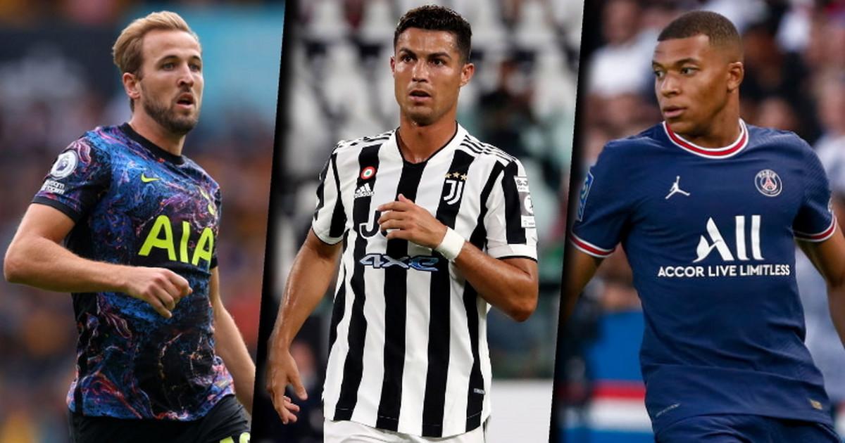 Transfery: Cristiano Ronaldo, Kylian Mbappe i Harry Kane mogą ...