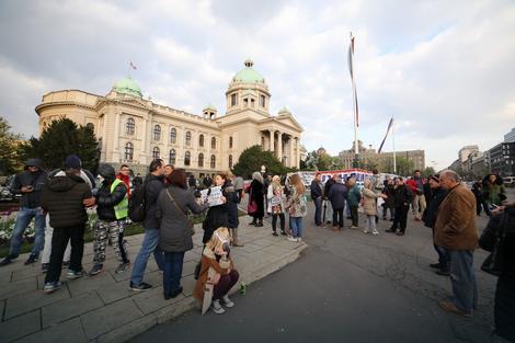 Protest, dan 19