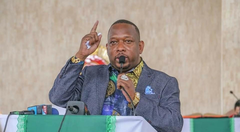 Sonko accuses Badi of crimes against humanity, threatens to write to ICC Prosecutor