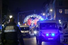 ZATVORENE INSTITUCIJE EU Masakr na božićnoj pijaci u Strazburu, ČETVORO MRTVIH, 13 povređenih (UZNEMIRUJUĆI VIDEO)