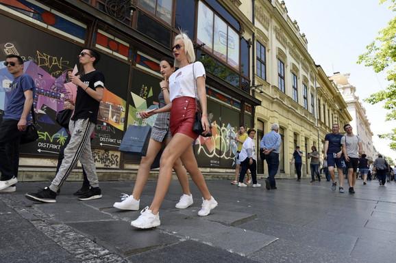 Beograđani više zarađuju