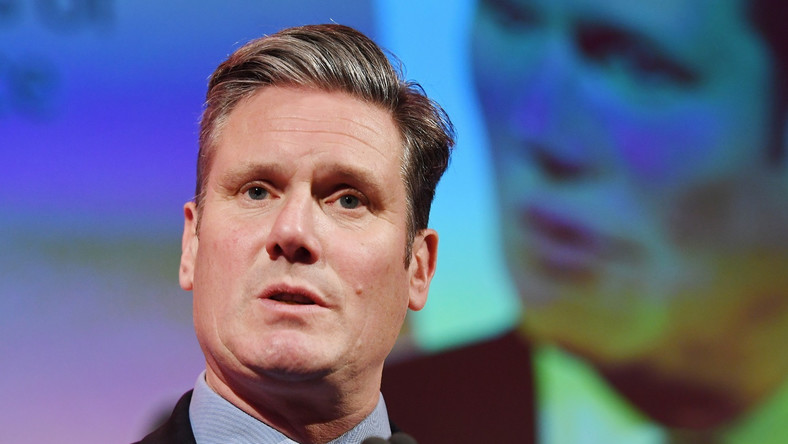 Keir Starmer, nowy szef Partii Pracy