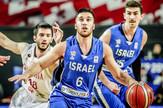 Košarkaška reprezentacija Gruzije, Košarkaška reprezentacija Izraela