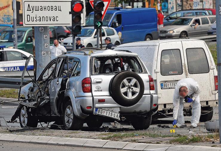 Sinisa Milic Bomba autokomanda