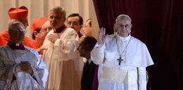 Nowy papież z Argentyny! Kard. Bergoglio przyjąłimię Franciszek