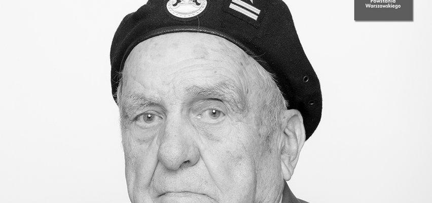 Zmarł płk Henryk Filipski ps. Jeremi. Żołnierz Powstania Warszawskiego miał 101 lat