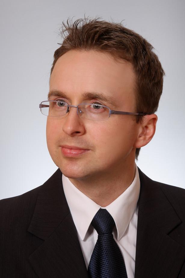 Konrad Majszyk, dziennikarz DGP