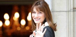 Carla Bruni o seksie z Sarkozym