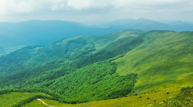 Bieszczady to jeden z najbardziej dzikich i tajemniczych zakątków Polski (1)